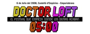 festival doctor loft 2008