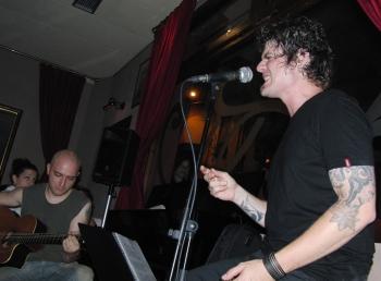 Ignasi Bosch i Joanjo Bosk al Soul Cafe