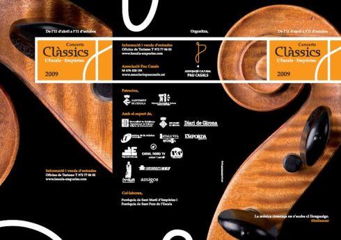 concerts classics escala empuries 2009