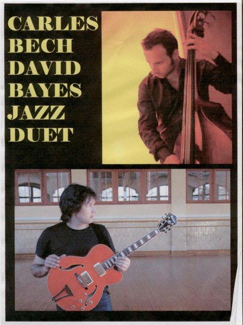 Carles Bech i David Bayes