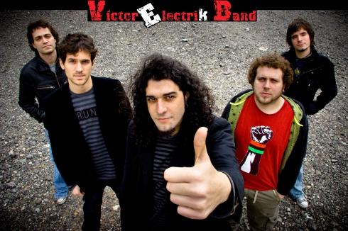 Víctor Elèctric Band