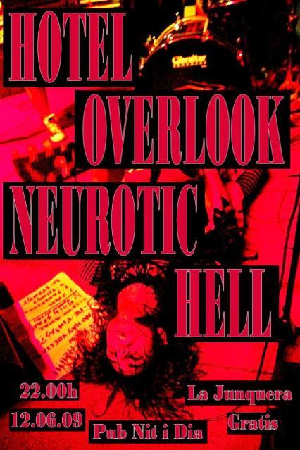 neurotic overlook