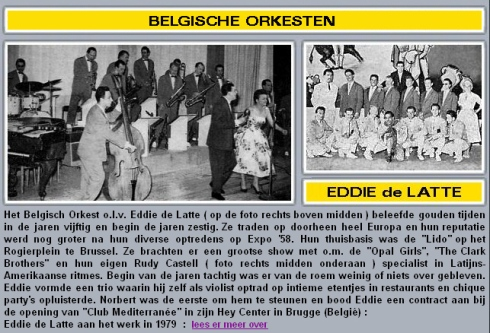 Orquestra Eddie De Latte