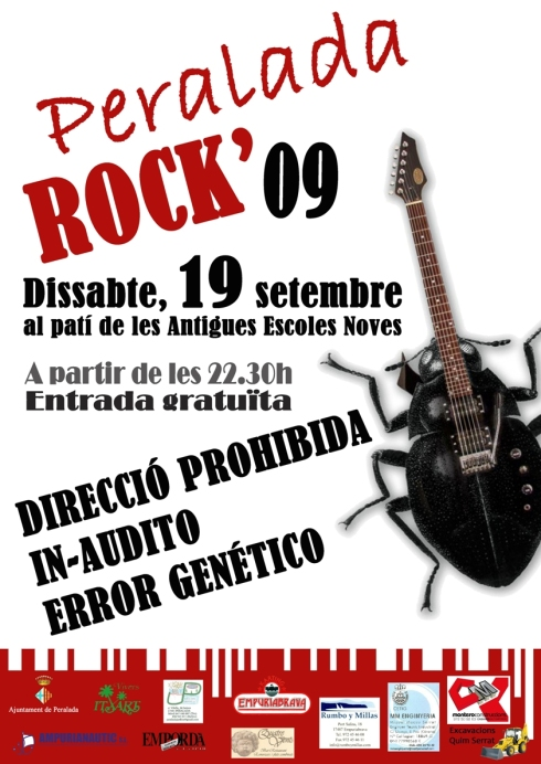 Peralada Rock 2009