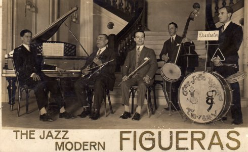 The jazz modern, Figueres