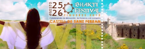 bhakti festival figueres 2012 sonabe