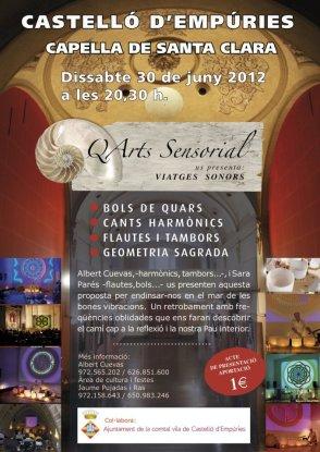 viatges sonors castello empuries 2012 sonabe