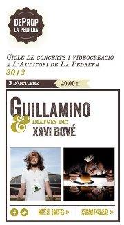 guillamino xavi bove pedrera sonabé 2012