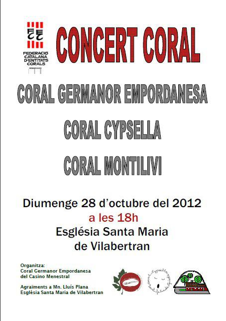 coral germanor empordanesa vilabertran 2012 sonabe
