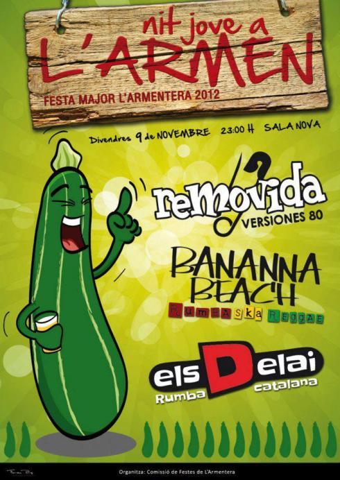 armentera 2012 sonabe bananna beach delai