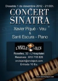 concert sinatra pique escura 2012