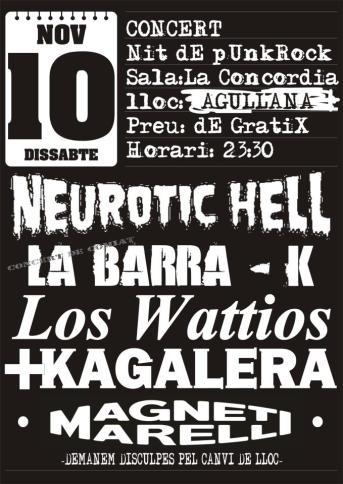 neurotic hell albanya 2012 sonabe