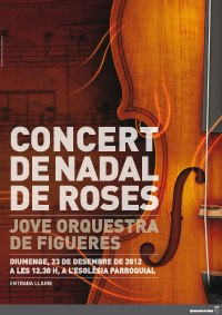 concert nadal roses 2012 jove orquestra figueres sonabe