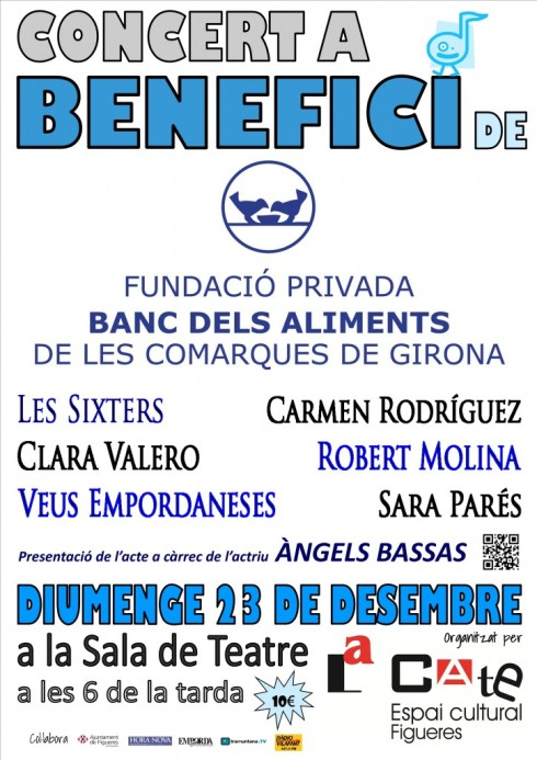 concert benefici cate figueres 2012  banc aliments