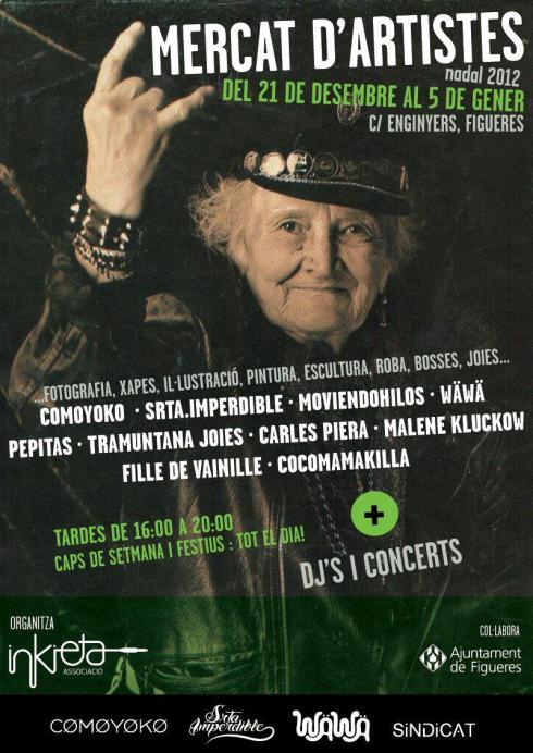 Mercat d'Artistes figueres 2012 sonabe