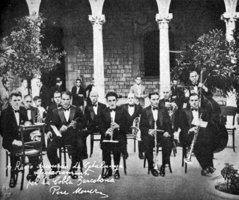 COBLA BARCELONA_1932