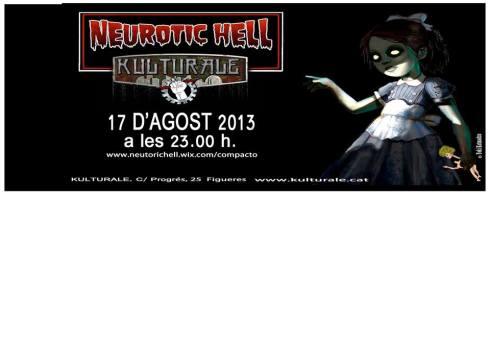 neurotic hell 2013 kulturale