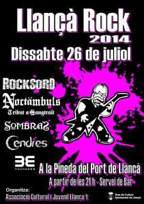 Llançà Rock 2014